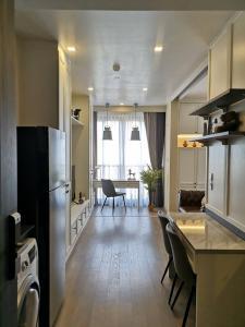 For RentCondoSukhumvit, Asoke, Thonglor : For Rent Asthon Asoke 1Bedroom Size 35 Sq.m  Good View Price 27,000 Baht/Month