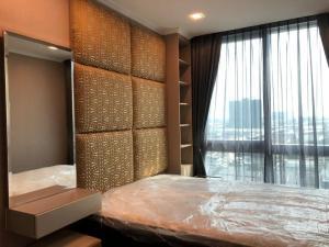 For RentCondoSamrong, Samut Prakan : SK02699 For rent Metropolis Samrong Interchange (The Metropolis Samrong Interchange) ** BTS Samrong **.