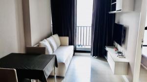 For RentCondoRama9, RCA, Petchaburi : Urgent rent, drop room, very good price, beautiful decoration, high floor, The Niche Pride Thonglor-Phetchaburi
