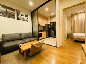 เช่าคอนโดอ่อนนุช อุดมสุข : คอนโด hasu haus Sukhumvit 77   🏠ชั้น 2  1ห้องนอน 1ห้องน้ำ  ขนาด 37 ตารางเมตร