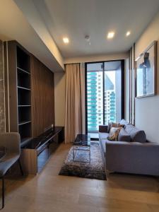 For RentCondoSukhumvit, Asoke, Thonglor : For rent >> Celes Asoke 1 bedroom 24 floor. City view.