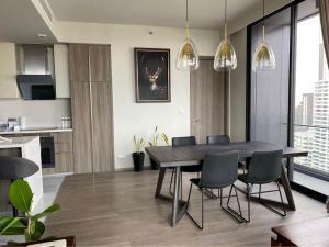 For RentCondoSukhumvit, Asoke, Thonglor : For rent >> Celes Asoke 3 bedrooms 30 floor.
