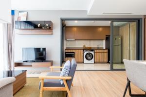 For SaleCondoSukhumvit, Asoke, Thonglor : For rent Taka Haus - Sukhumvit 63 (Soi Ekamai 10) 🔥2 bedrooms, 2 bathrooms