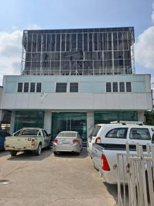 For RentShophouseNawamin, Ramindra : 4-storey building for rent on Ramindra Road, suitable for home office and service center.