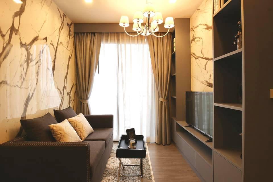 For RentCondoWongwianyai, Charoennakor : Condo for rent, Nye by Sansiri, 36 sq m, 1 bedroom, north, good wind, very beautiful room, fully furnished, fully furnished.
