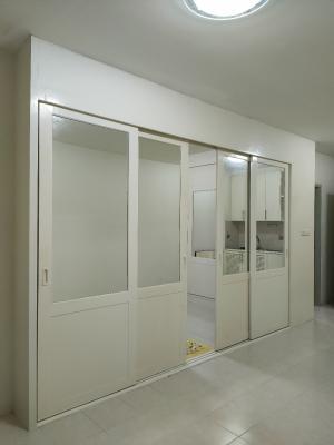 For SaleCondoBangna, Lasalle, Bearing : Selling 1.2 million, garden view, very beautiful room