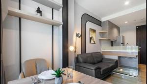 For RentCondoOnnut, Udomsuk : ++++ Urgent rent +++ Quinn Sukhumvit 101 *** 1 bedroom, 35 sq.m., fully furnished, ready to move in.
