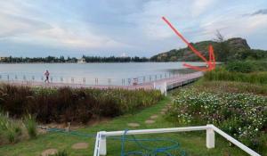 For SaleLandHua Hin, Prachuap Khiri Khan, Pran Buri : Land for sale , Khao Tao Lake