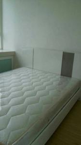 For RentCondoRama9, RCA, Petchaburi : Rent tc Green rama 9, Building B, garden view, 4th floor, room size 35 sqm. 1 bedroom, 1 bathroom, price 10500