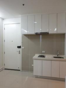 เช่าคอนโดพระราม 9 เพชรบุรีตัดใหม่ : เช่าT.c. Green rama9 อาคาร B วิว เมือง ชั้น 8 ขนาดห้อง 37.89ตรม. 1ห้องนอน1ห้องน้ำ ราคา 8000
