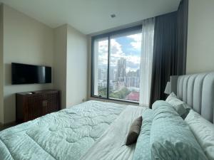 For RentCondoSukhumvit, Asoke, Thonglor : for rent The Esse Asoke 2 bed 60k📍