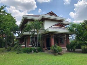 For RentHouseVipawadee, Don Mueang, Lak Si : Large Home at Chanwattana14 for RENT