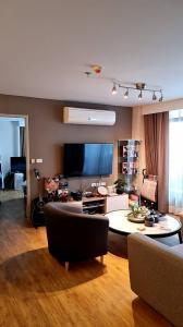 เช่าคอนโดพระราม 3 สาธุประดิษฐ์ : (ให้เช่า / For rent )Siamese nanglinchee 2 ห้องนอน วิวสระราคาถูกมากก++