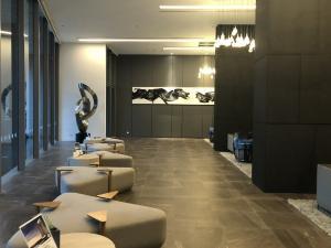 For RentCondoOnnut, Udomsuk : Urgent Rent ++ High Floor ++ Whizdom Connect ++ Good Decor ++ Available @ 13500 🔥
