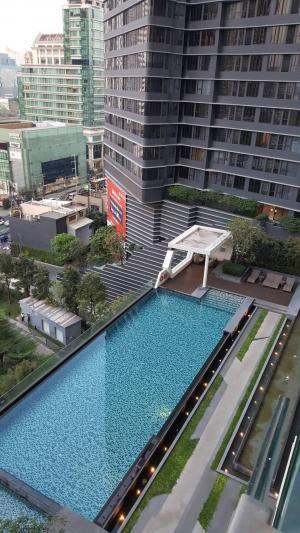 For RentCondoRama9, Petchburi, RCA : Urgent Rent ++ Supalai Premier Asoke ++ Great Location ++ Spacious Room++ MRT Petchaburi ++ Airport Link ++ BTS Asoke ++ @ 30000 Available 🔥