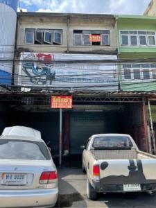 For RentShophouseMahachai Samut Sakhon : 2 commercial buildings