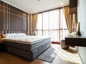 For RentCondoSukhumvit, Asoke, Thonglor : ✅ For rent, Supalai Oriental Sukhumvit 39, near MRT, size 39 sq m, fully furnished and electric appliances ✅