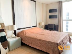 For RentCondoRatchathewi,Phayathai : For rent  The Address Pathumwan  1Bed , size 49 sq.m., Beautiful room, fully furnished.