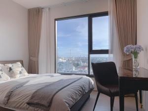 For RentCondoOnnut, Udomsuk : 🔥🔥Cashback 1,000 ฿ 🔥🔥 For Rent Life Sukhumvit 62, size 30 sqm. 11th floor, 1 bedroom, BTS Bang Chak [Code: A215]