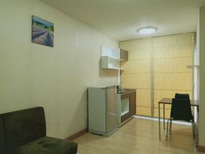 เช่าคอนโดพระราม 2 บางขุนเทียน : ให้เช่า  Smart condo พระราม 2 ตึก D ใกล้ Central พระราม2 เฟอร์ครบ ห้องสวย