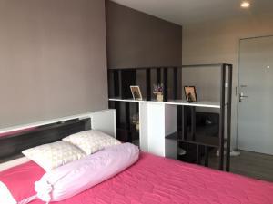 For RentCondoBang kae, Phetkasem : Condo for rent Chewathai Phetkasem 27 💥big balcony North is not hot 💥 View of the BTS opposite Siam University near BTS and MRT Bang WaSize 37 sq m, 4th floor💰 Rental price: 8,500 baht / month