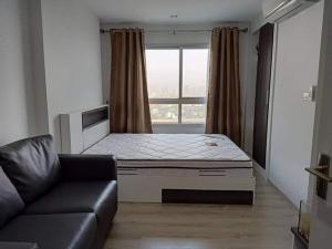 For RentCondoBang kae, Phetkasem : Condo for rent Chewathai Phetkasem 27💥 High floor, city view 💥 Opposite Siam University, near BTS and MRT Bang WaSize 26 sq m, 26th floor💰 Rental price: 8,500 baht / month