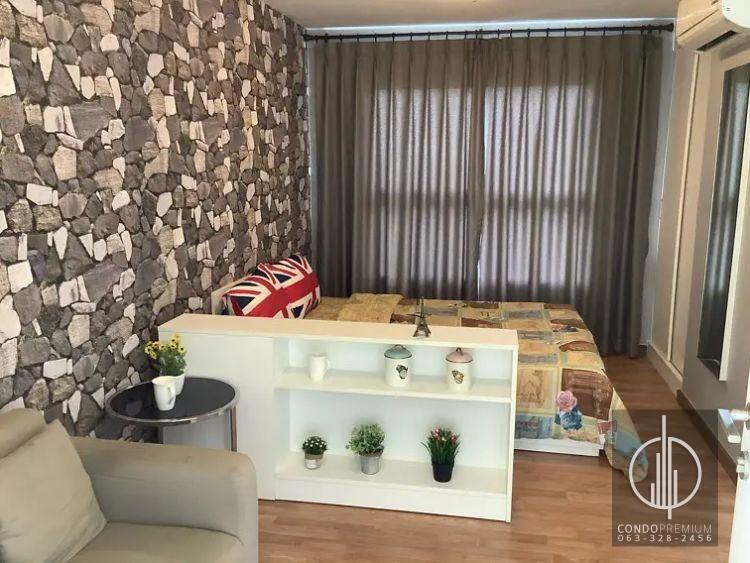 For RentCondoChengwatana, Muangthong : G 5942 💛 For rent THE TRUST CONDO NGAMWONGWAN Ready to move in