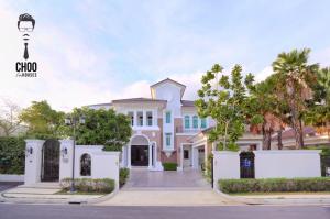 For SaleHousePinklao, Charansanitwong : Luxury detached house for sale 163 sq m Ladawan Ratchaphruek-Pinklao LADAWAN RATCHAPHRUEK-PINKLAO