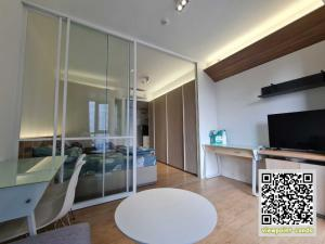 For RentCondoSiam Paragon ,Chulalongkorn,Samyan : For Rent! Triple Y Residence Ready to move in.