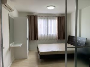 For RentCondoNawamin, Ramindra : D condo Ramintra, clean room, ready to move in, 1 year contract, rent 7000 baht