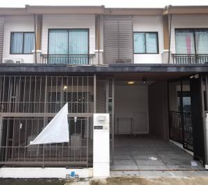 For RentTownhousePattanakan, Srinakarin : พฤกษาวิลล์ 57 พัฒนาการ 38 Pruksa Ville Pattanakarn 38 3bed 2bath 23,000/mth Am: 0656199198