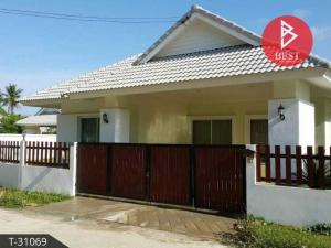 For SaleHousePattaya, Bangsaen, Chonburi : House for sale Pattaya Village, Bang Lamung, Chonburi