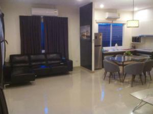 For SaleHouseHua Hin, Prachuap Khiri Khan, Pran Buri : Single-storey house, 111 sq m, fully furnished, ready to transfer