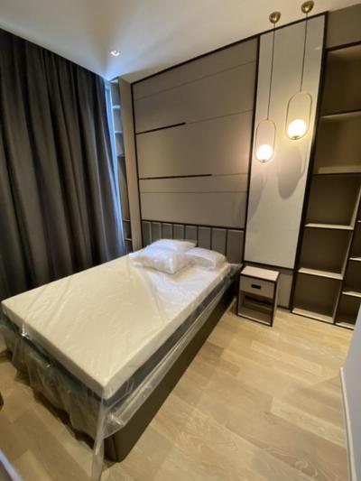 เช่าคอนโดสีลม ศาลาแดง บางรัก : For Rent 1BR 31.5sqm 19k Fully furnished นัดชมห้องได้ทุกวัน 0863956656 กัญ