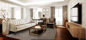 For SaleCondoSathorn, Narathiwat : Room 160 sq m, Supalai Light Condo Sathorn-Charoen Rat