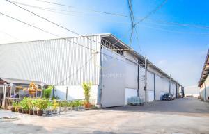 เช่าโกดังราษฎร์บูรณะ สุขสวัสดิ์ : ให้เช่าโกดัง 360-2,958 ตร.ม. ถ.ปู่เจ้าสมิงพราย,สำโรงใต้,พระประแดง สมุทรปราการ  Warehouse for rent 360-2,958 sq m, Pu Chao Saming Prai Rd., Samrong Tai, Phra Pradaeng, Samut Prakan