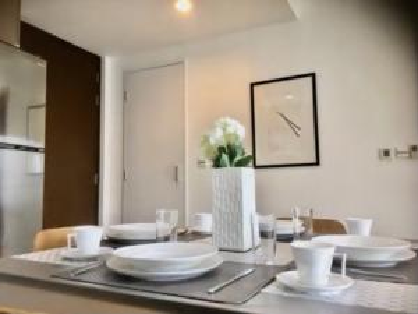 For RentCondoSukhumvit, Asoke, Thonglor : 3081-A😊 For RENT 1 bedroom for rent 🚄 near BTS Thonglor 🏢 Siri at Sukhumvit Siri at Sukhumvit🔔 Area: 52.00 sq.m. 💲 Rent: 32,000 ฿ 📞O88-7984117, O65-9423251✅LineID: @sureresidence