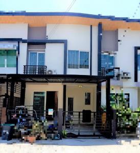For RentTownhouseNakhon Pathom, Phutthamonthon, Salaya : 4 bedroom Townhouse for rent in Casa City Nakhon Pathom.