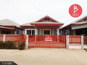 For SaleHouseCha-am Phetchaburi : House for sale, ready to move in. Golden Field Village, good location, Cha Am District, Phetchaburi Province