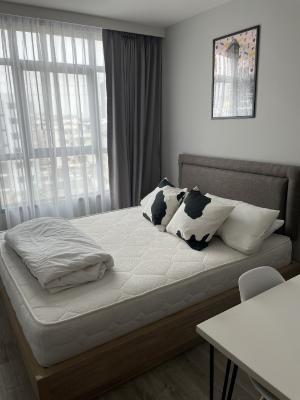 For RentCondoRatchadapisek, Huaikwang, Suttisan : Condo for rent, Maestro 19