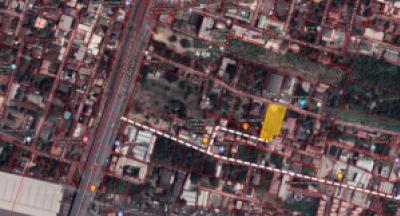 For SaleLandRama9, RCA, Petchaburi : The owner sells the land himself Soi ABC or origin property 2.