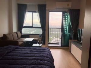 เช่าคอนโดพระราม 9 เพชรบุรีตัดใหม่ : ให้เช่า ไอดีโอ พระราม 9-ตัดใหม่ Ideo New Rama 9 New room fully funished ID7602049