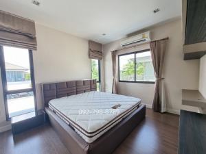 For SaleHouseLadkrabang, Suwannaphum Airport : ss002 House for sale Burasiri Ring Road On Nut Soi Jemo Kingkaew 25/1