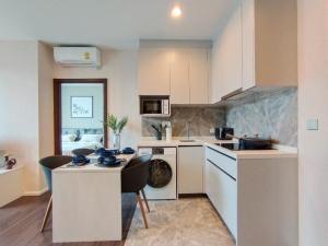 For RentCondoOnnut, Udomsuk : 🌈🌈 Very new room Whizdom Inspire 101 2bed 53sqm. 22k