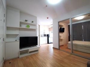 For RentCondoPinklao, Charansanitwong : 🌅 For Rent The Trust Residence Pinklao 💥 This room, 2 air conditioners, 2 TV sets, very good value 💥💥