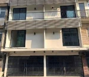 For RentShophouseRama3 (Riverside),Satupadit : For Rent 3-storey commercial building, renovating the whole building. Sathupradit Road, Sathorn, Chan Road, very good location, 1 car parking in front of the building