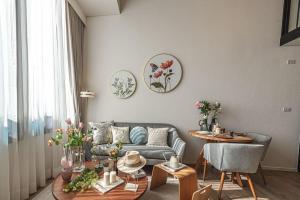For SaleCondoOnnut, Udomsuk : Sale project Ramada Residence by Siamese Sukhumvit 87 Tel: 094-3546541 Line: @luckhome Code: LH00308