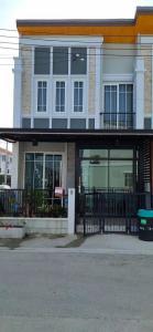 For RentTownhouseLadkrabang, Suwannaphum Airport : 🇹 For rent townhome Golden Town 2 Bangna-Suan Luang.
