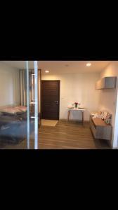 For SaleCondoOnnut, Udomsuk : Condo for sale : The Moniiq Suk.64 Type : 1 bedroom 1 bathroom Size : 31.99 Sq.m  Floor : 3 Sale price : 3 MB