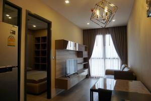 For RentCondoSukhumvit, Asoke, Thonglor : Condo for rent : Ashton Asoke Type : 1 Bedroom 1 Bathroom  Size : 33 Sq.m  Floor : 18 Rent price : 30,000 baht/month